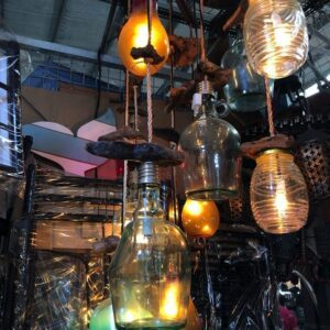 Lamps 3 Bulb Hanging Lamps home decor