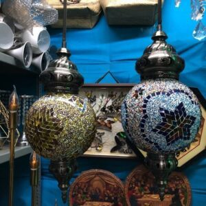 Moroccan Lamps Moroccan Lamps – BLUE/GREEN home decor