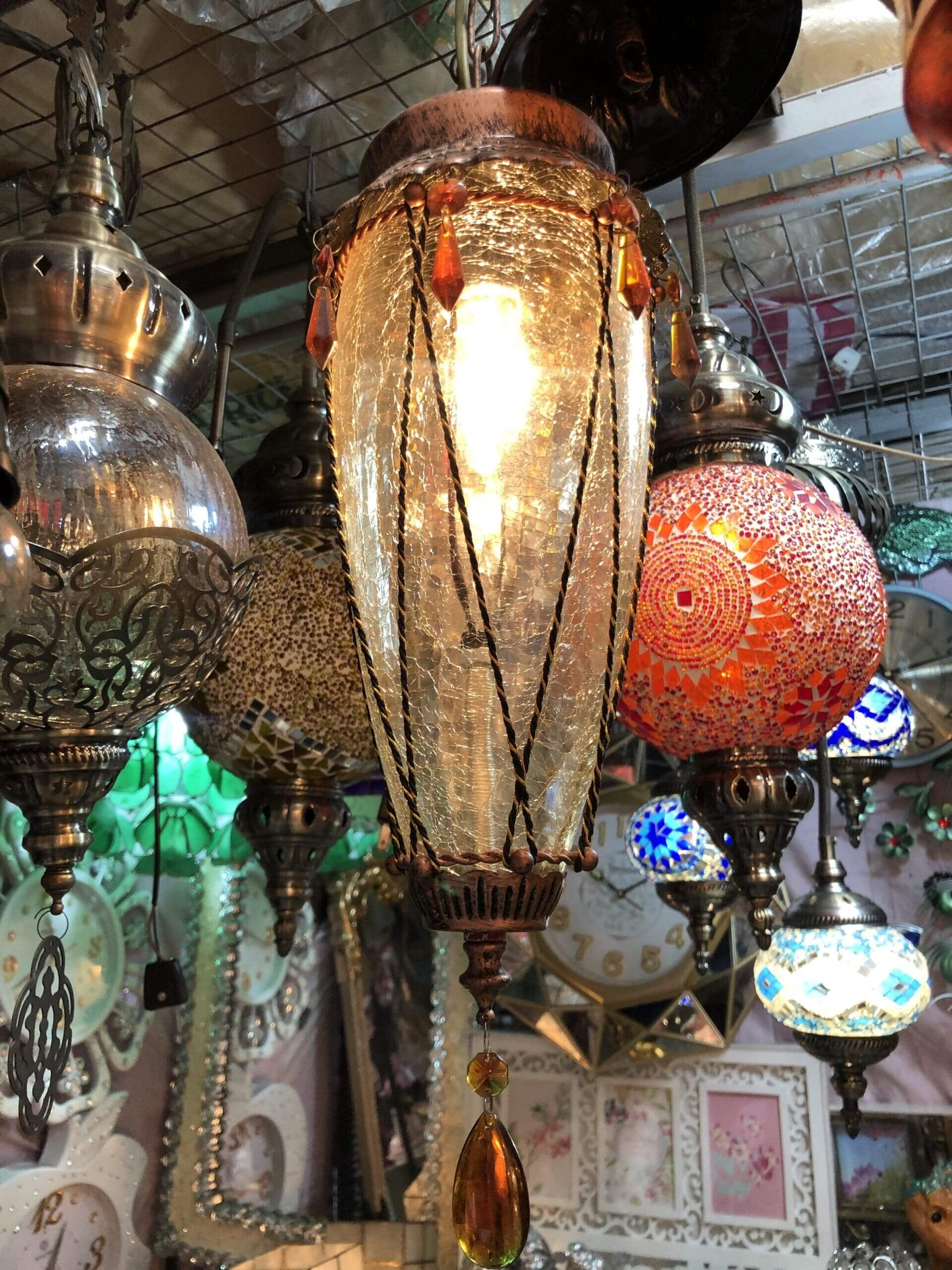 Moroccan Lamps Hanging Moroccan Lamp home decor