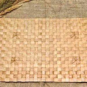 Utensils Native Woven Placemat – Square local products