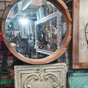 Others Wooden Mirror buy local