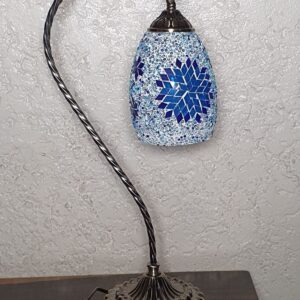 Moroccan Lamps Blue Moroccan Table Lamp lamps