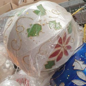 Ornaments Christmas Hanging Ornaments 15″ All about Christmas