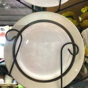 Plates Glossy Round Ceramic Plates dinner plate