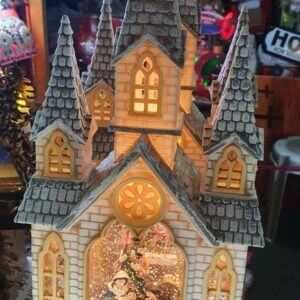 Figurines 18 inches Christmas Village All about Christmas
