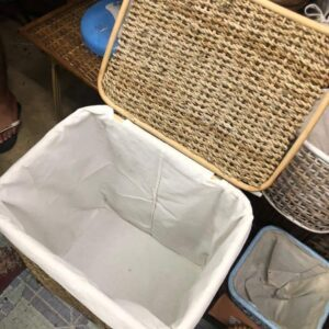 Hamper Laundry Basket with cloth buy local