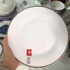 Plates Fancy Round Plate ceramic plates
