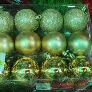 Christmas Decoration Christmas Ball Ornaments (Box of 20) All about Christmas