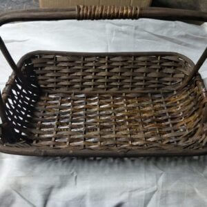 Basket Basket with Handle abaca basket