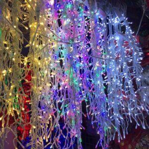 Christmas Decoration Curtain Christmas Light All about Christmas