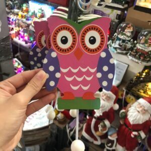 Others Owl Holder home decor