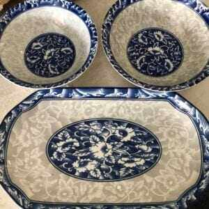 Plates Chinese Plate ceramic