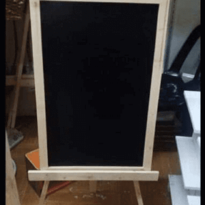 Others Chalkboard with Stand board with stand