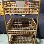 Furniture Rattan/Native Display Rack buy local